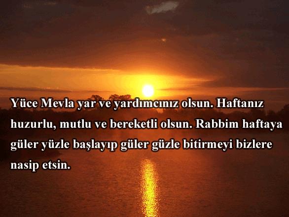 Hafta Basi Mesajlari Mesajlar Guzel Soz Hafiz