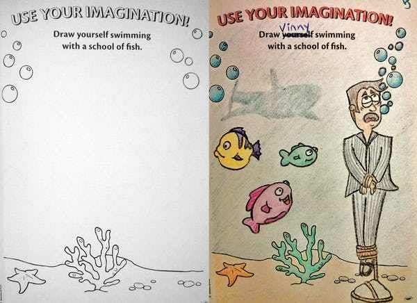 54 Coloring Books Corrupted That Prove Adults Should NOT Be Trusted With Crayons