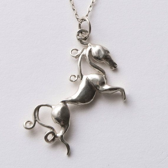 Sterling silver horse pendant horse figure jewelry pinterest sterling silver horse pendant aloadofball Gallery