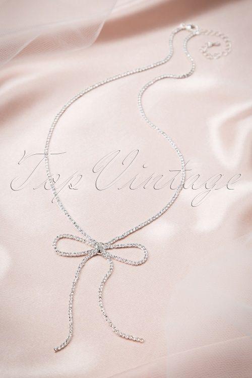 Kaytie Bow Necklace