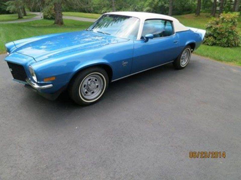 1969 Chevrolet Camaro RS/SS (PA) - $79,900 OBO Contact: Wayne 724 ...