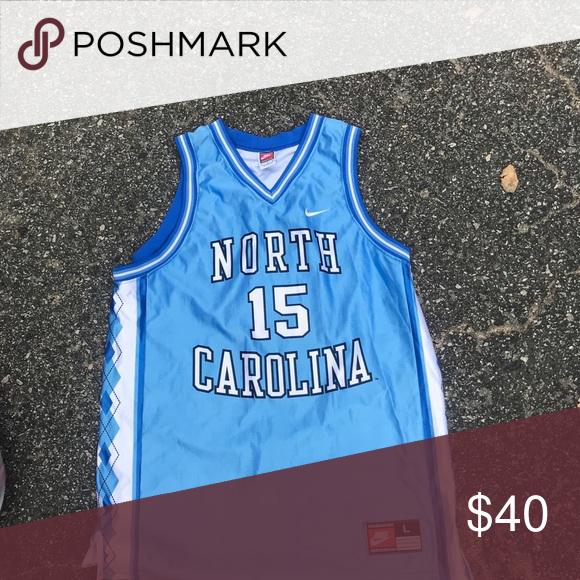 0fb965fe9dc Vintage Nike North Carolina Vince Carter Jersey Vince Carter's college Jersey  Nike Other