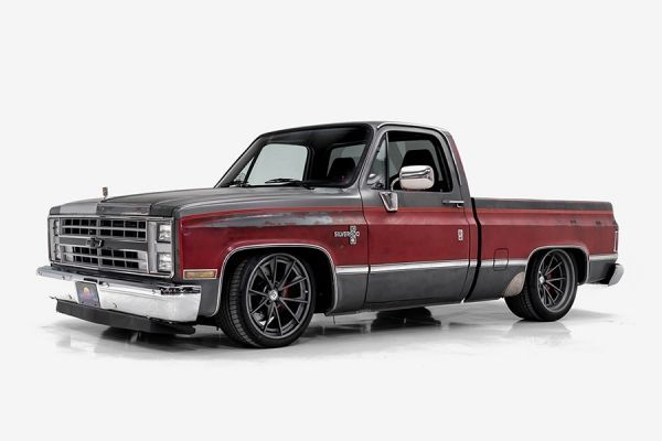 Classic Car Studio Imbues New Life in a 1986 Chevrolet Silverado | Man of Many  …