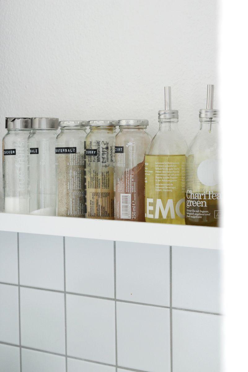 Upcycling Ideen für Lemonaid und True Fruits | Deko | Pinterest ...
