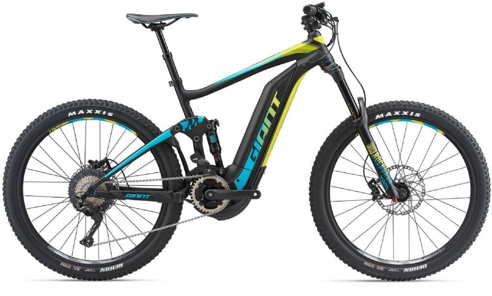 Giant Full E 1 Sx Pro Electric Mountain Bike 3 399 20 With