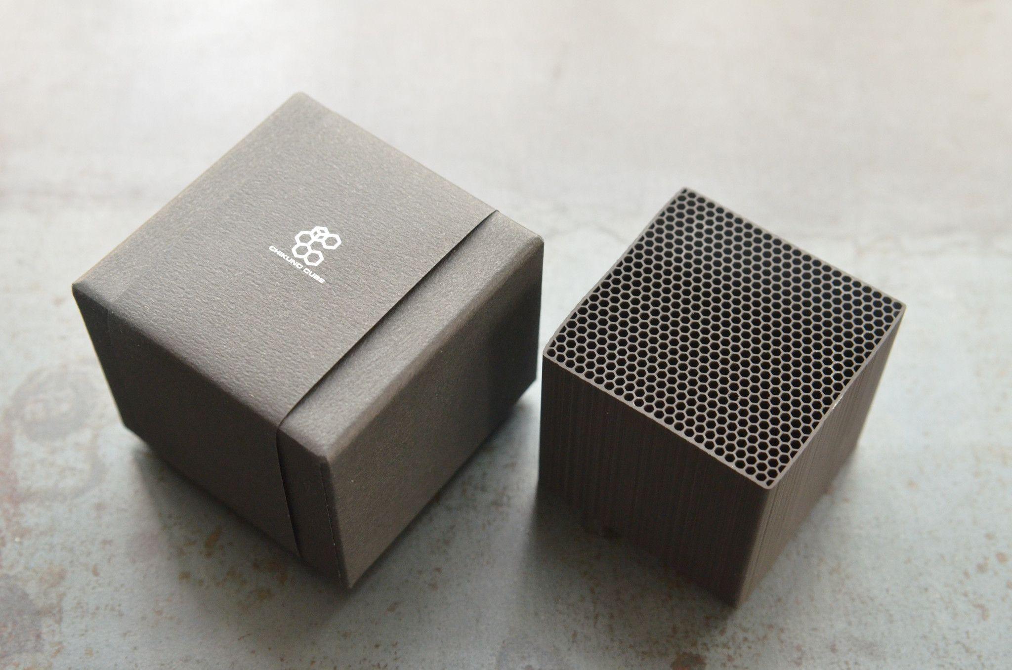 Deodorante bagno ~ Chikuno charcoal air freshener cube deodorante per ambiente