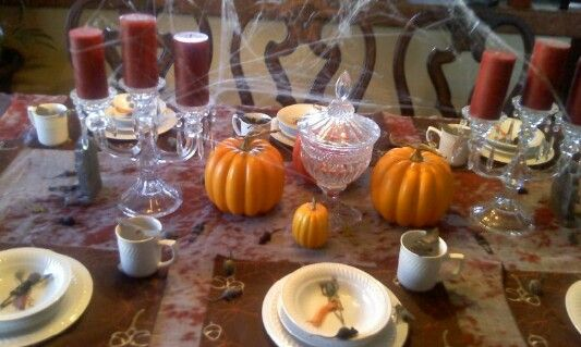 Holloween home decor How to decorate your home for Halloween My - how to decorate home for halloween