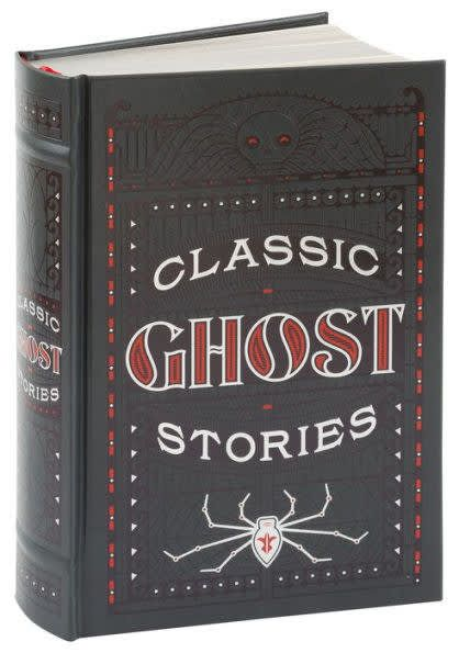 With chilling stories from both the nineteenth and twentieth centuries, this collection of ghost stories includes authors such as Edgar Allen Poe, Edith Wharton, and H. G. Wells.Price: $20