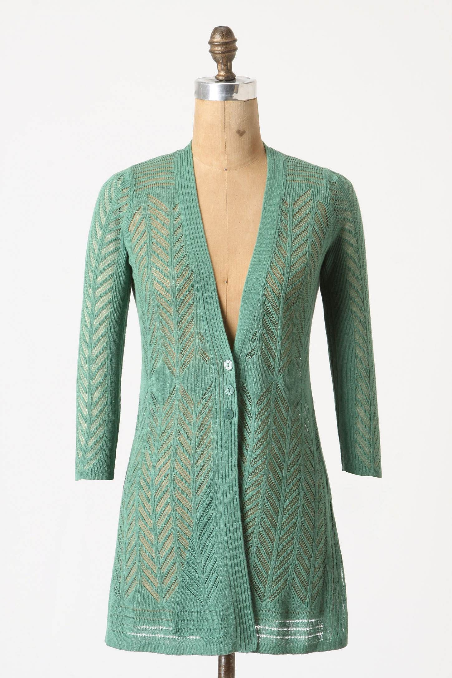 Trifecta Cardigan by Guinevere - at Anthropologie. I want to knit ...