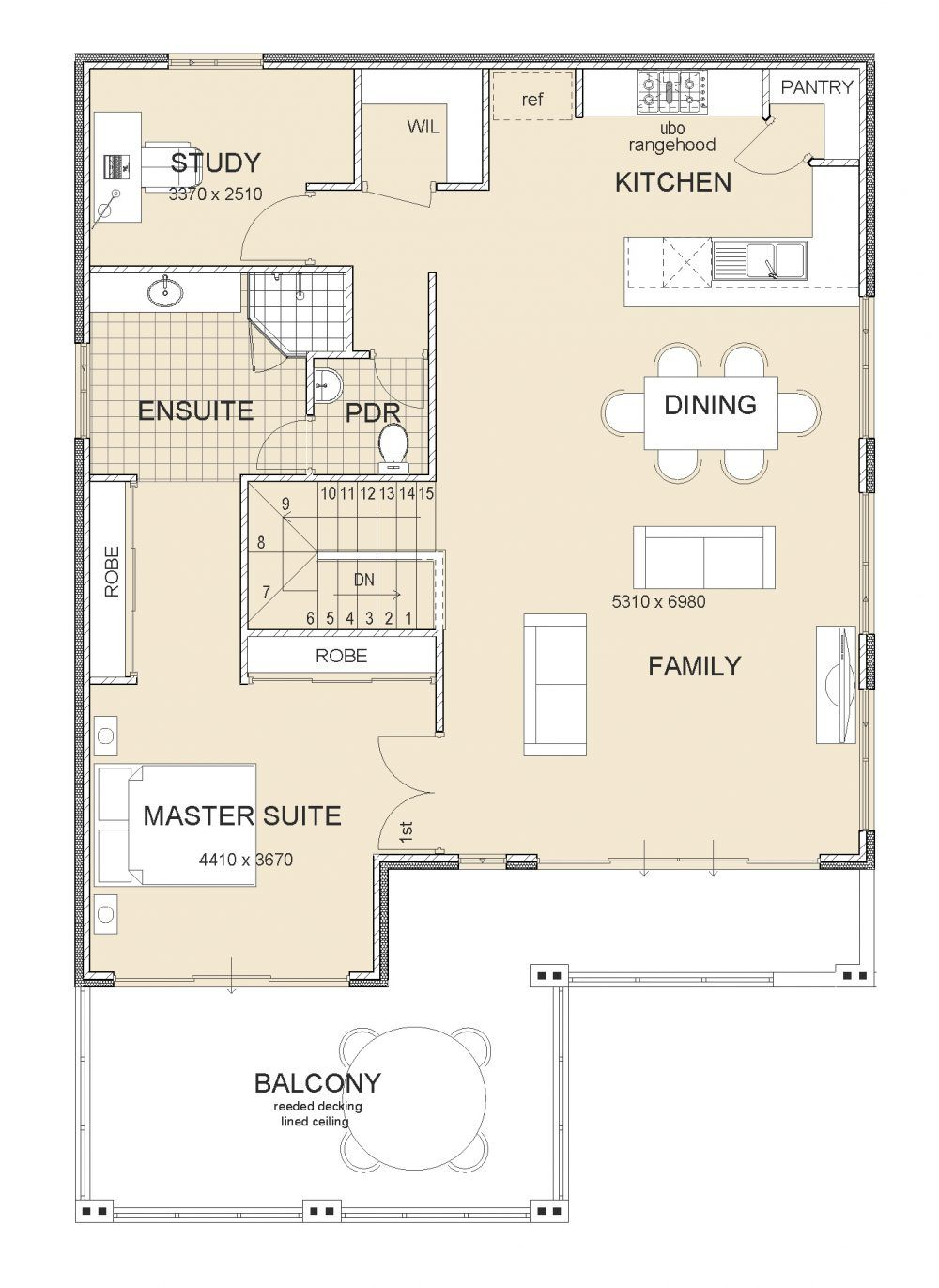 San remo series upstairs living house plan also in plans rh pinterest