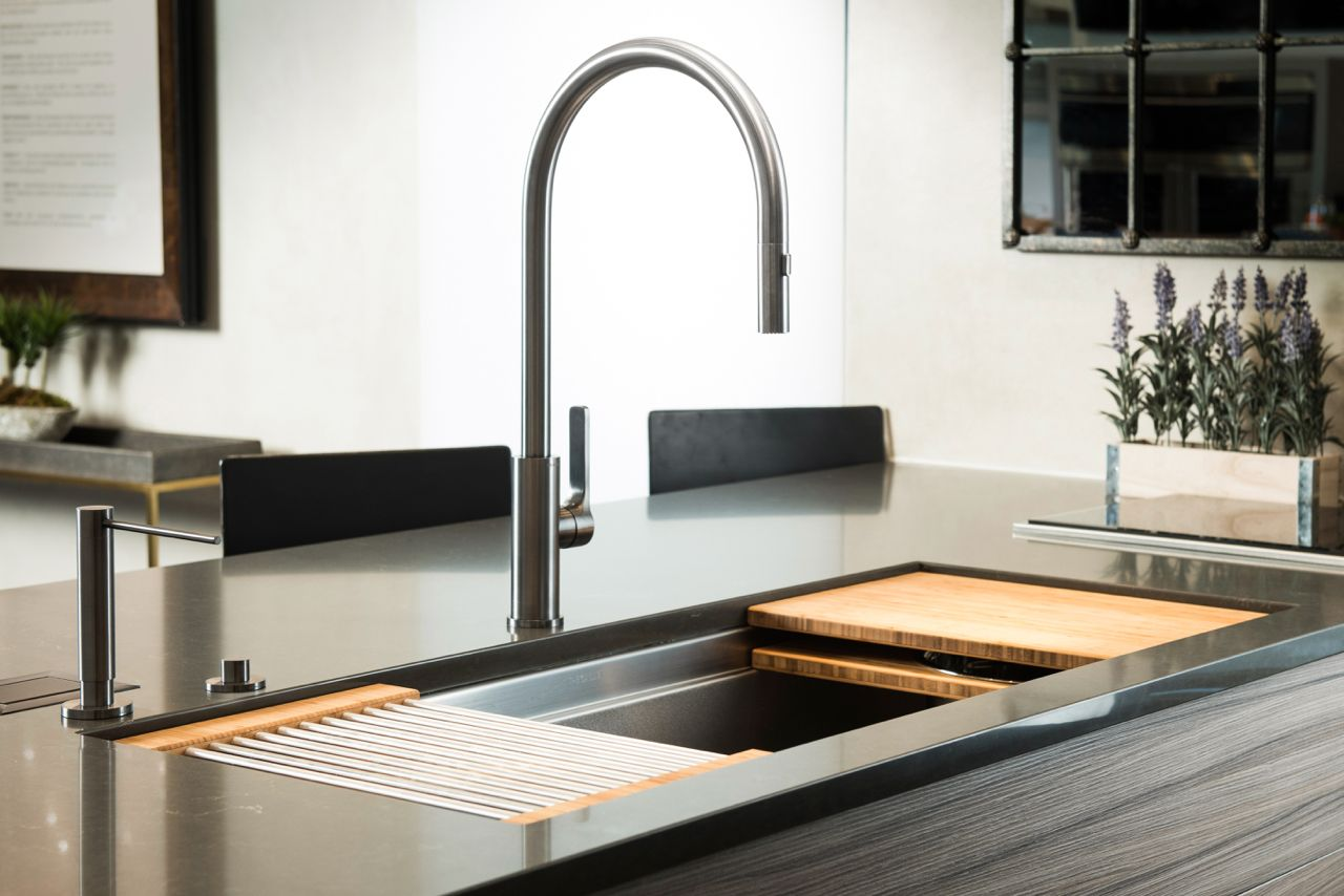 Pin On The Galley Ideal Kitchen Workstation