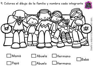 Examen Final Para Primero De Preescolar Opción 1 Variados