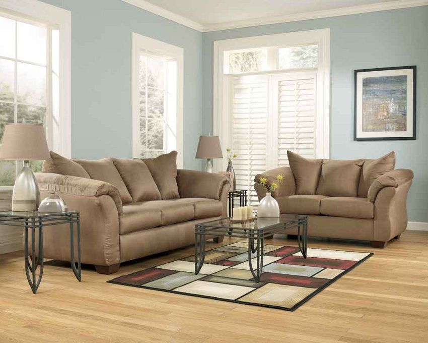 Ashley furniture durapella cocoa 361 02 signature