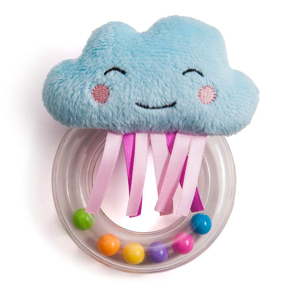 Taf toys car seat toy  Cheerful Cloud Rattle  JoJo Maman Bebe  baby love  Pinterest  Babies
