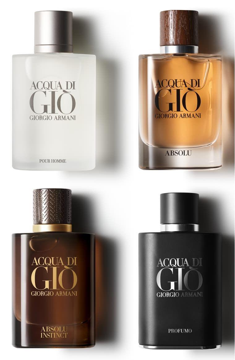 Giorgio Armani Acqua Di Gio Profumo Fragrance Nordstrom Best Perfume For Men Perfume Armani Perfume For Men