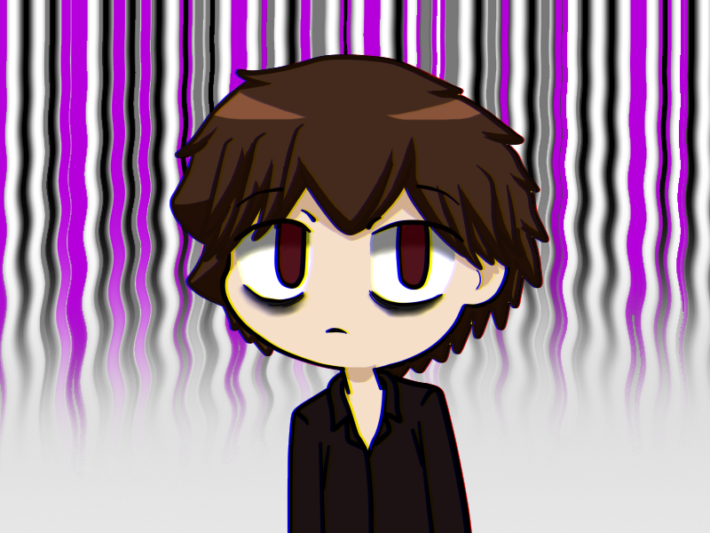 yagami kazumaanime kaze no stigma/ J estos dibujos de