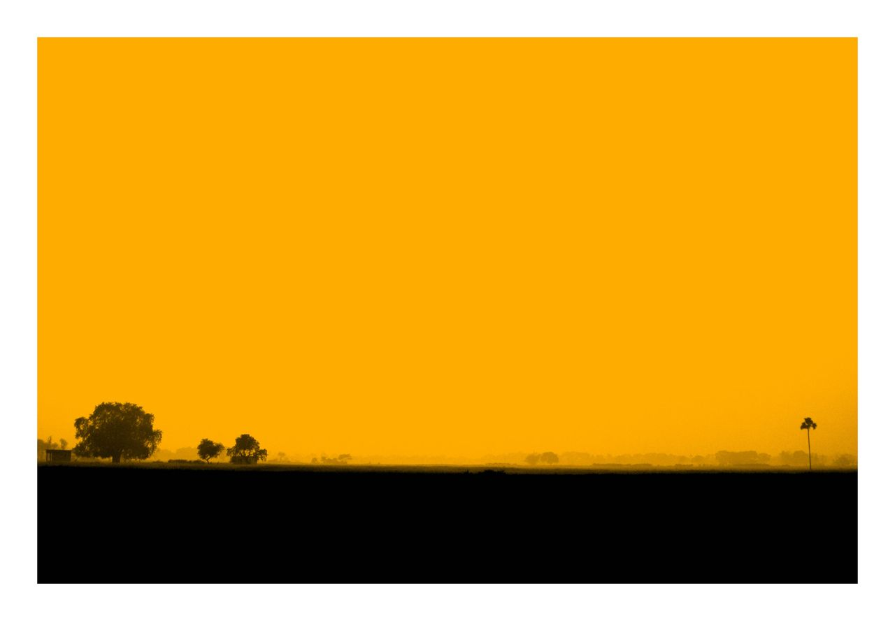 Landscape minimal