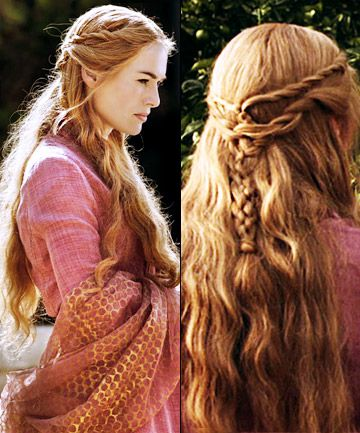 12 Most Amazing Game Of Thrones Hairstyles Renaissance Hairstyles Medieval Hairstyles Long Hair Styles