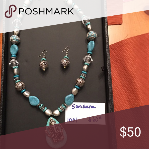 Necklace and Earring Set Necklace and Earring Set Jewelry