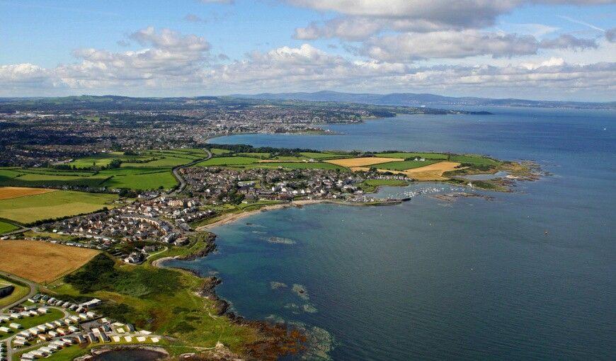 Groomsport, Condado de Down ,  Irlanda del Norte.