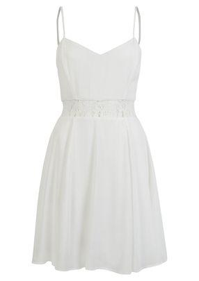 aedf4db9 DW Sandy | BikBok | Dream closet | Summer dresses, Dresses og White ...