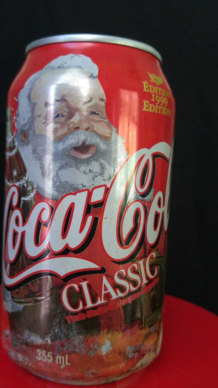 1999 Santa Coke