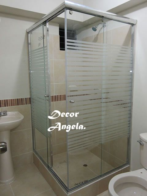 Puertas de ducha en vidrio templado puertas de ducha en - Modelos de banos y duchas ...