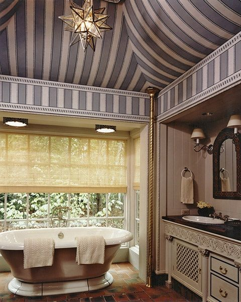www.eyefordesignlfd.blogspot.com Tented Ceilings....Add Some Drama To You Interiors