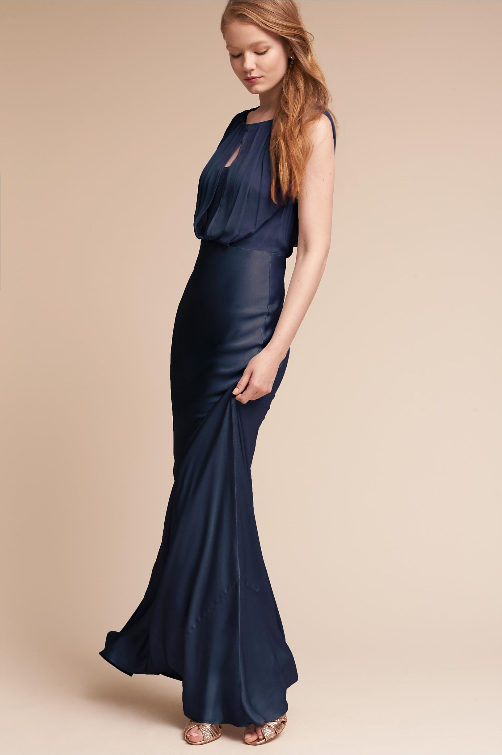 BHLDN Breathless Dress in Occasion Dresses View All Dresses | BHLDN ...