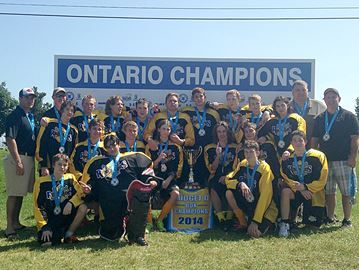 Prompt reply Ontario midget lacrosse topic