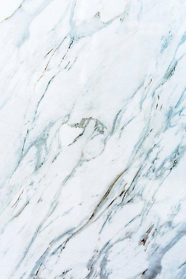 White Marble Art Photographic Print