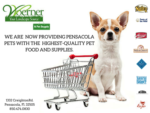 Our #Pensacola location, #Woerner Landscape, is now