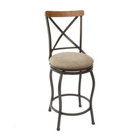 Strange Set Of 2 Casual Oil Rubbed Bronze Adjustable Stool Fb1743B Alphanode Cool Chair Designs And Ideas Alphanodeonline