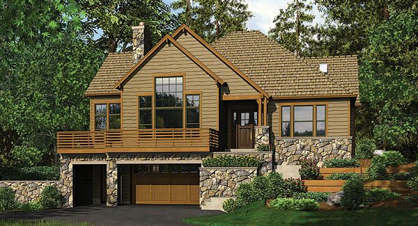 Hermon 8282 - 3 Bedrooms and 3 Baths | The House Designers ...