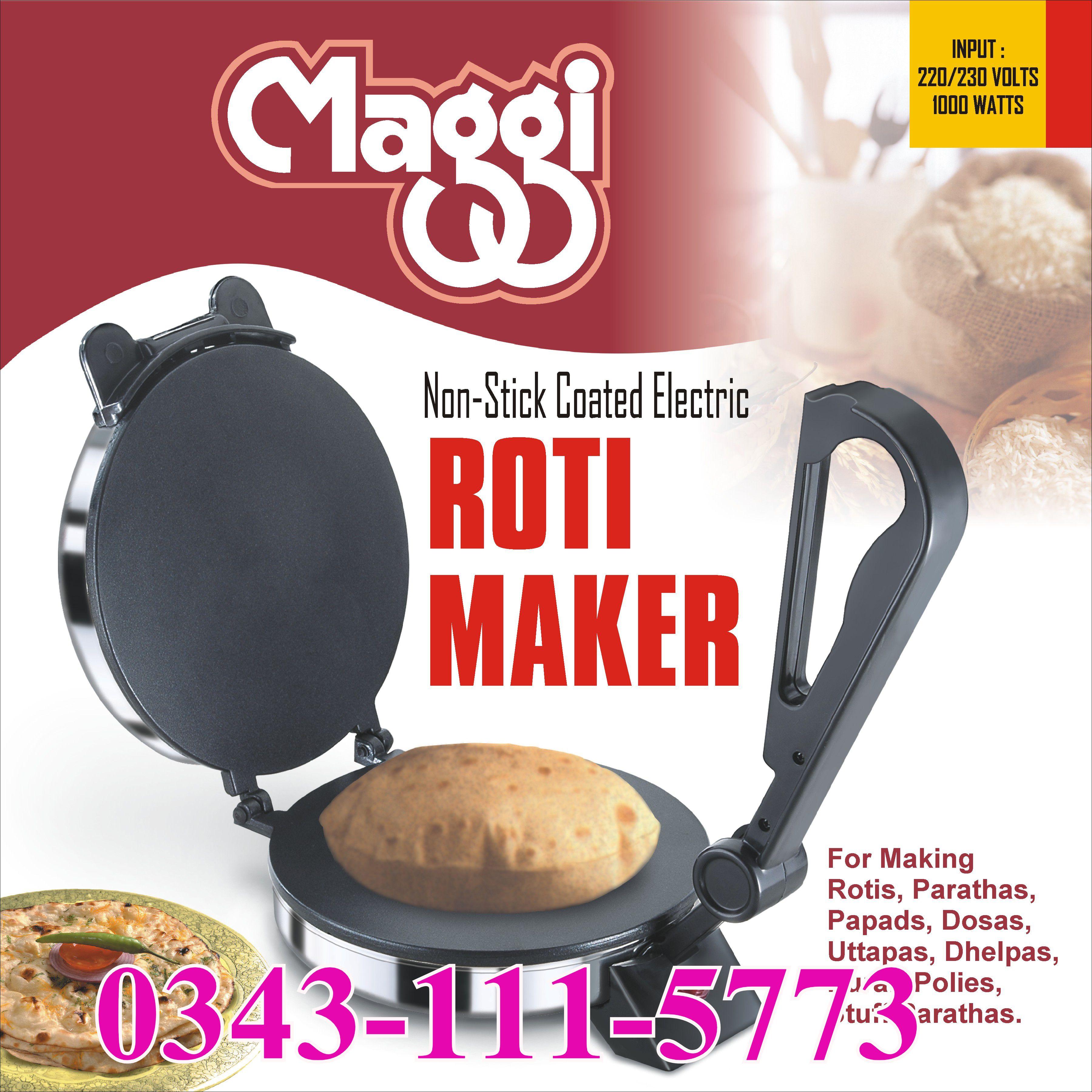 Electric Automatic Roti Maker Chappati Maker In Pakistan To Order