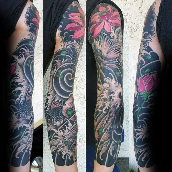 Top 103 Lotus Flower Tattoo Ideas 2020 Inspiration Guide Lotus Flower Tattoo Design Tattoo Designs Men Flower Tattoo Designs