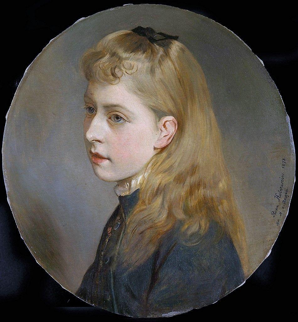 Angela Baron toria of walesrosa koberwein 1877 after baron heinrich