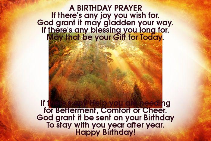 JEAN PADUA AYENDE A BIRTHDAY PRAYER From Friend On My Birthday