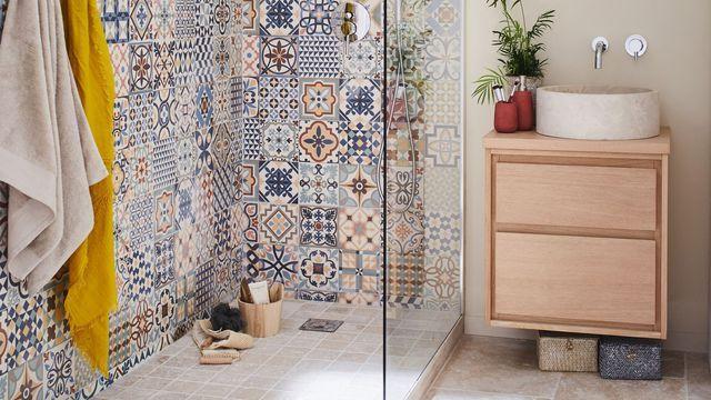 Plan pour salle d'eau et petite salle de bains de 2 à 5m² : conseils d'architectes - Côté Maison