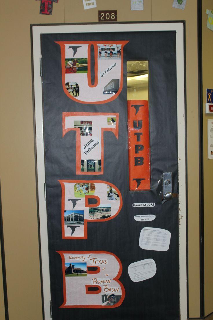 college door decorating contest - Google Search