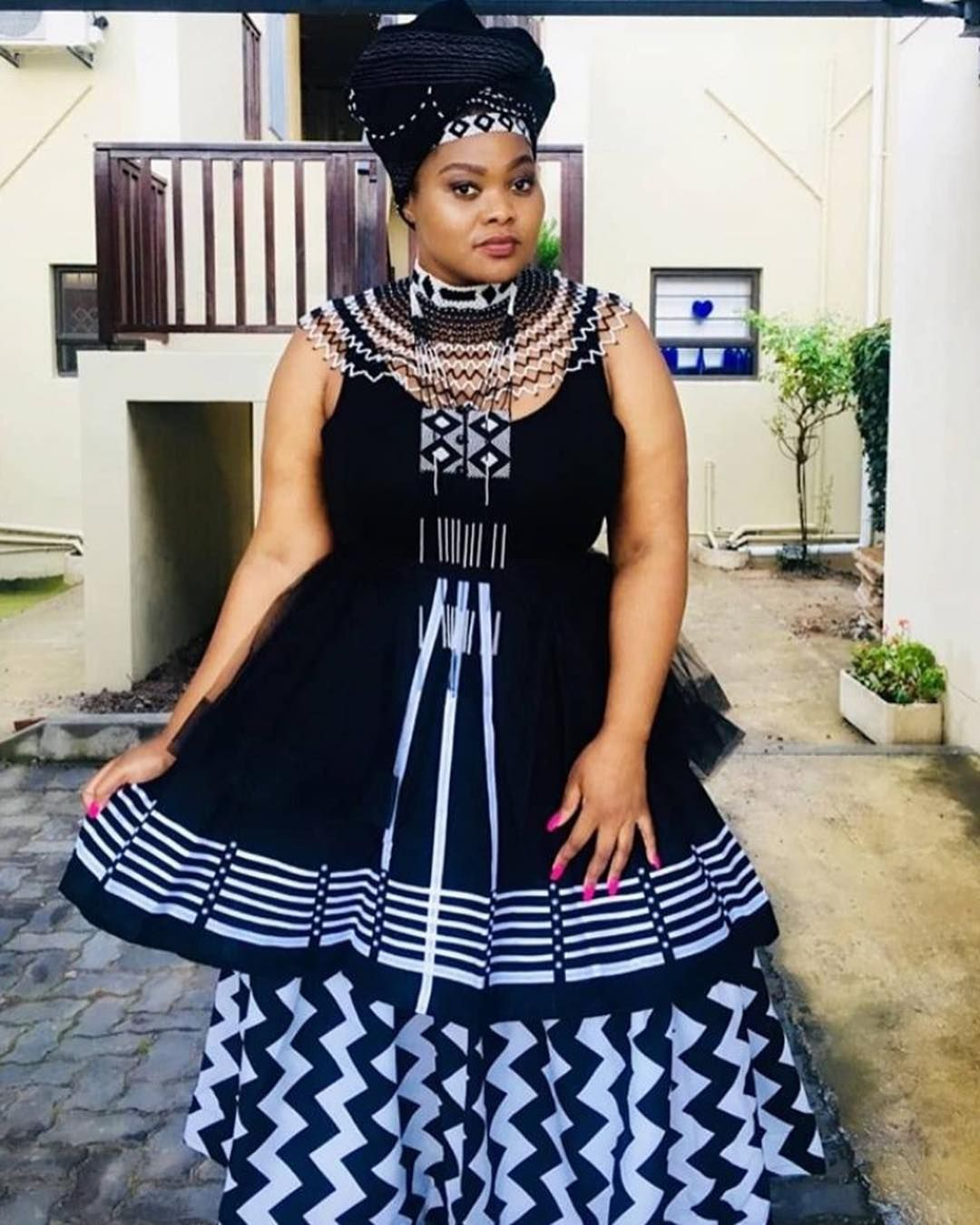 XHOSA WEDDING DRESSES in 20   African traditional dresses ...