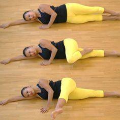Barre au sol - 22 exercices de barre au sol pour un corps ...