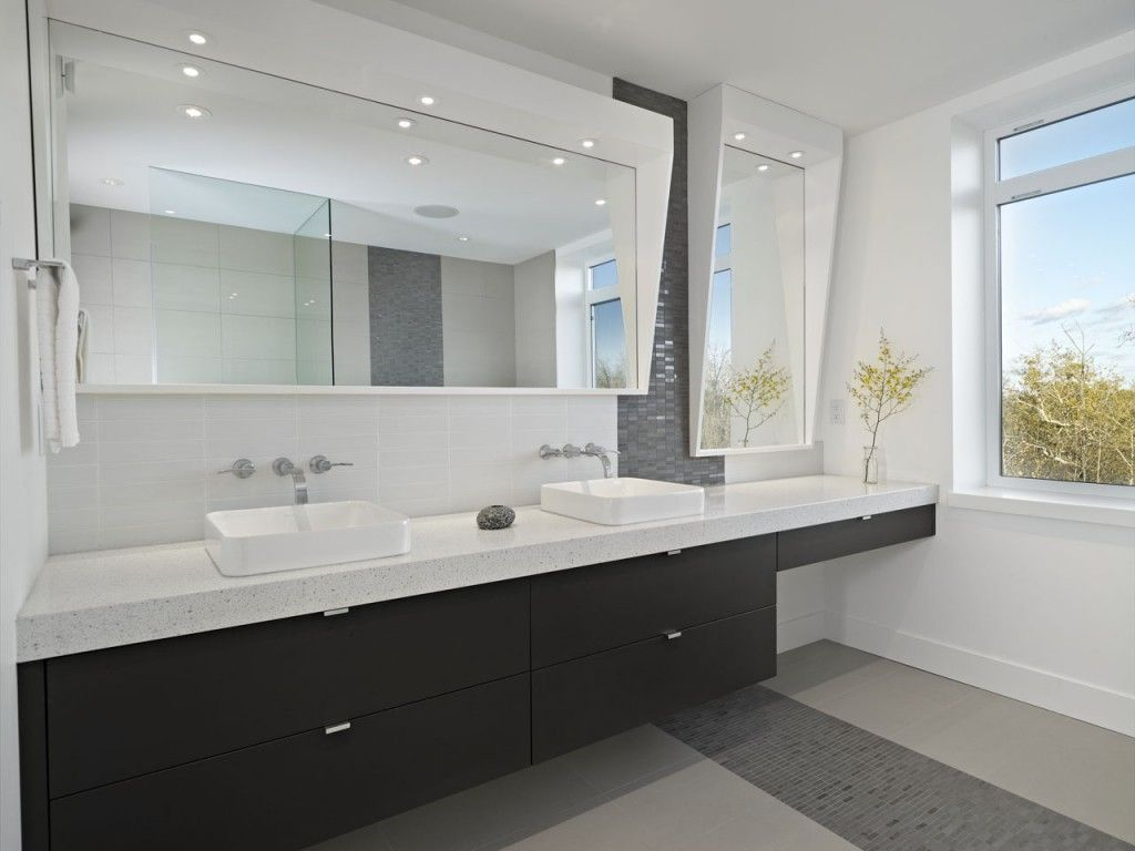 Ensuite Bathroom Edmonton the double 'j' | habitat studio | the abdallah's residence