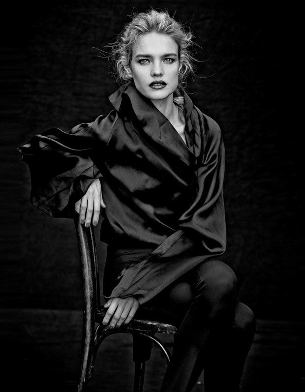 7111d2a6aa9 Natalia Vodianova for L Express Styles by Matthew Brookes