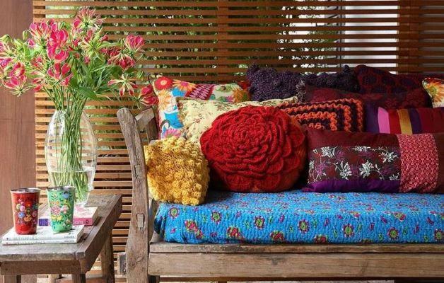 Crochê na decoração: dicas, onde usar