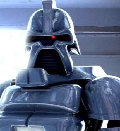 Cylon Centurion From Battlestar Galactica 3 I Have A Very Large