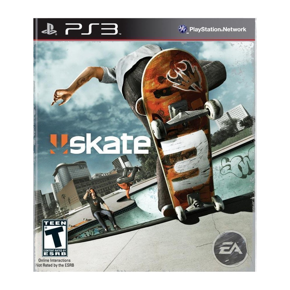 Skate 3 PlayStation 3   Products   Xbox 360 video games