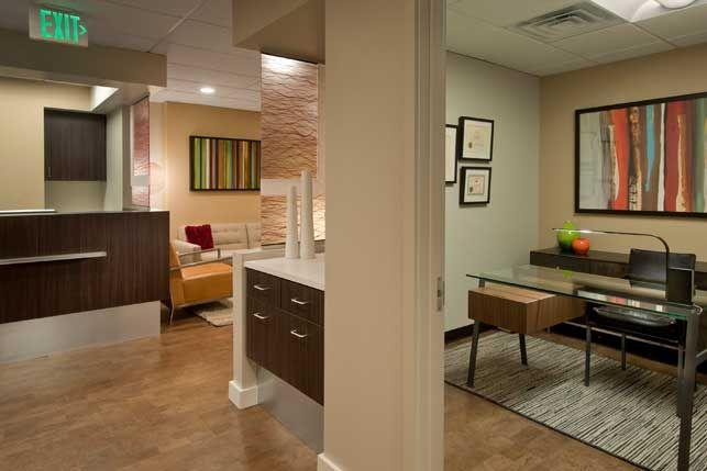 pediatric dental office interiors  Pediatric Dentist Office
