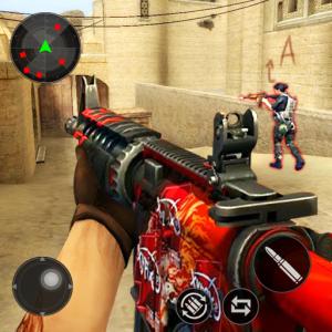 the savior free shooting game mod apk