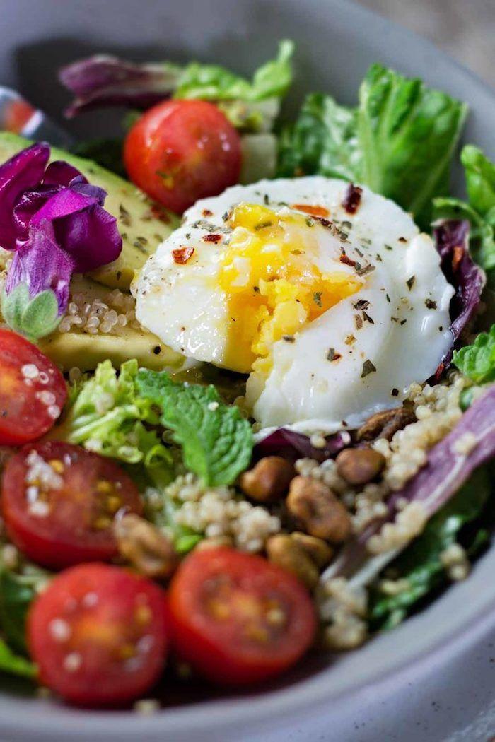 1001 + Ideen für ein gesundes Frühstück zum Abnehmen